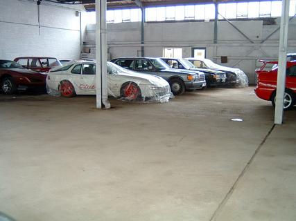 Nationwide Car Collection
